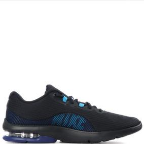 sale retailer ef78d bb816 Tenis Nike Air Max Advantage 2 Negro Para Hombre