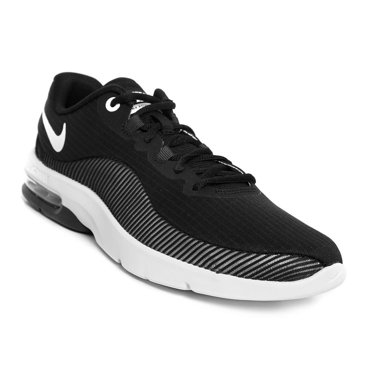 d034841626 tenis nike air max advantage 2 - negro y blanco. Cargando zoom.