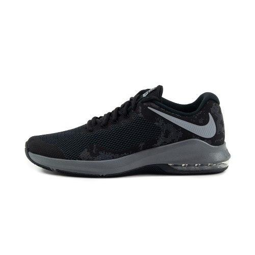 free shipping cbed0 6f7ae tenis nike -air max alpha trainer- hombre -negro- aa7060-005