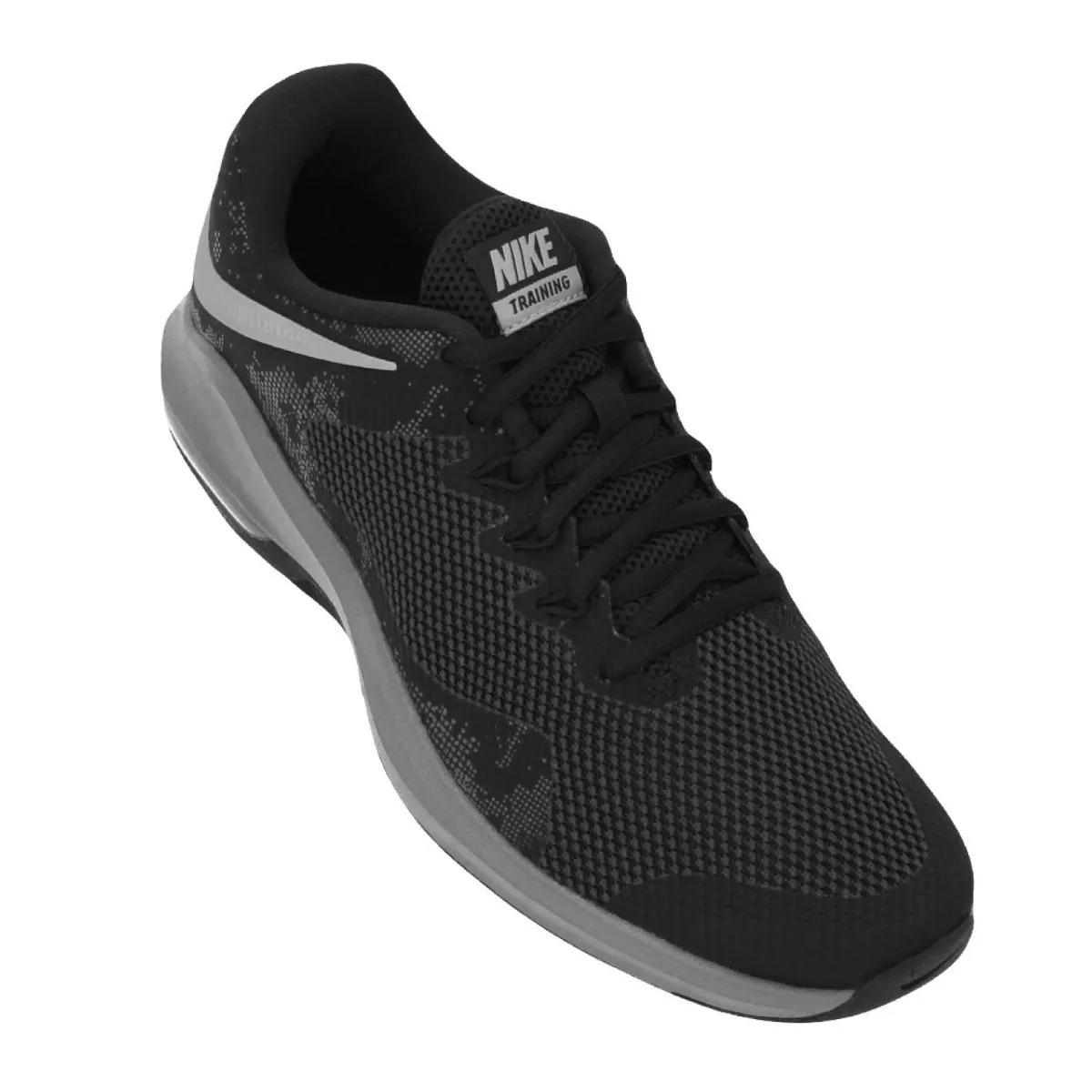 1005e7c9f1 Tenis Nike Air Max Alpha Trainer Negro Hombre 2651804 - $ 1,899.00 ...