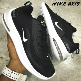 the latest 267c7 c8100 Tenis Nike Air Max Axis 1 Negros Hombre, Zapatillas.