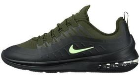 tenis nike air max axis verde militar