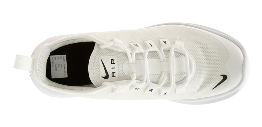 Tenis Nike Air Max Axis Blancos Modelo Trendy Running Mujer