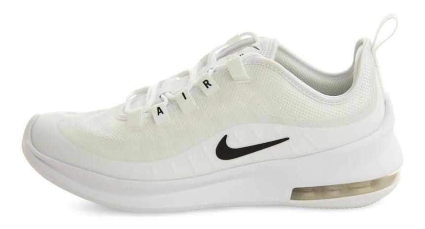 Tenis Nike Air Max Axis Color Blanco Para Mujer Pr-8094682