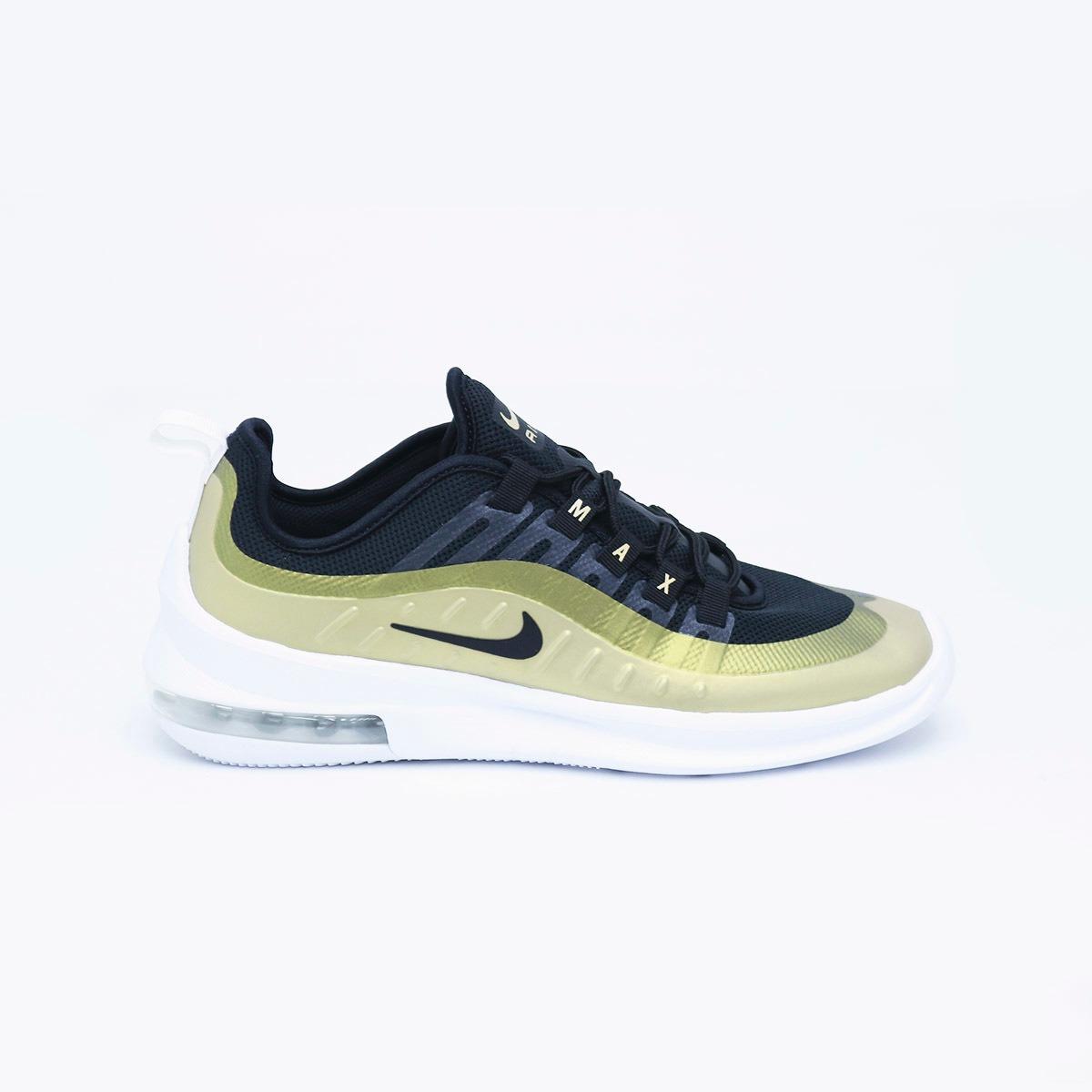 Tenis Nike Air Max Axis Dorado