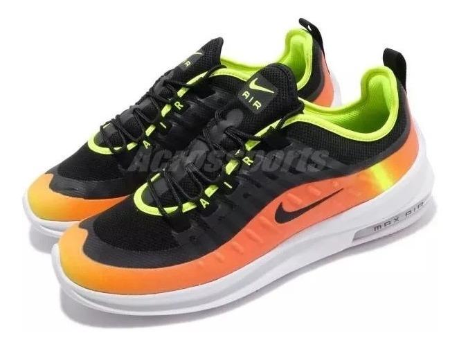 Tenis Nike Air Max Axis Premium Multicolor Hombre Originales
