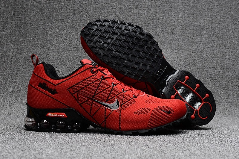 7f4e3aaa8 Tenis Nike Air Max Burbuja Shox En Hilo Rojos Hombre. - $ 149.900 en ...
