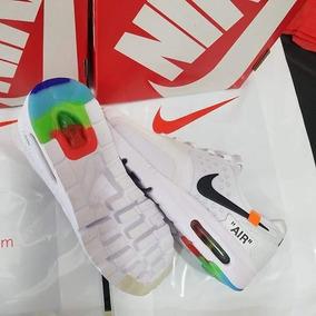 Tenis Nike Air Max Cero Suela Colores Dama Y Hombre
