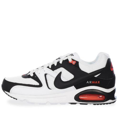 tenis nike air max command - 629993103 - blanco - hombre