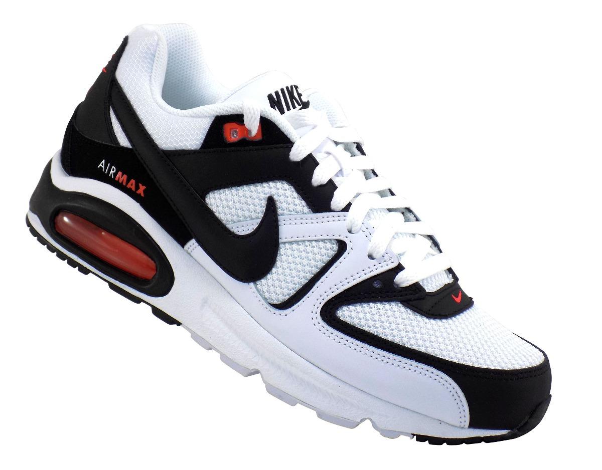 c93e29b84a5bb ... zapatillas 41087 7573c  release date tenis nike air max command  caballero blanco negro. cargando zoom. 37ace 21ea9