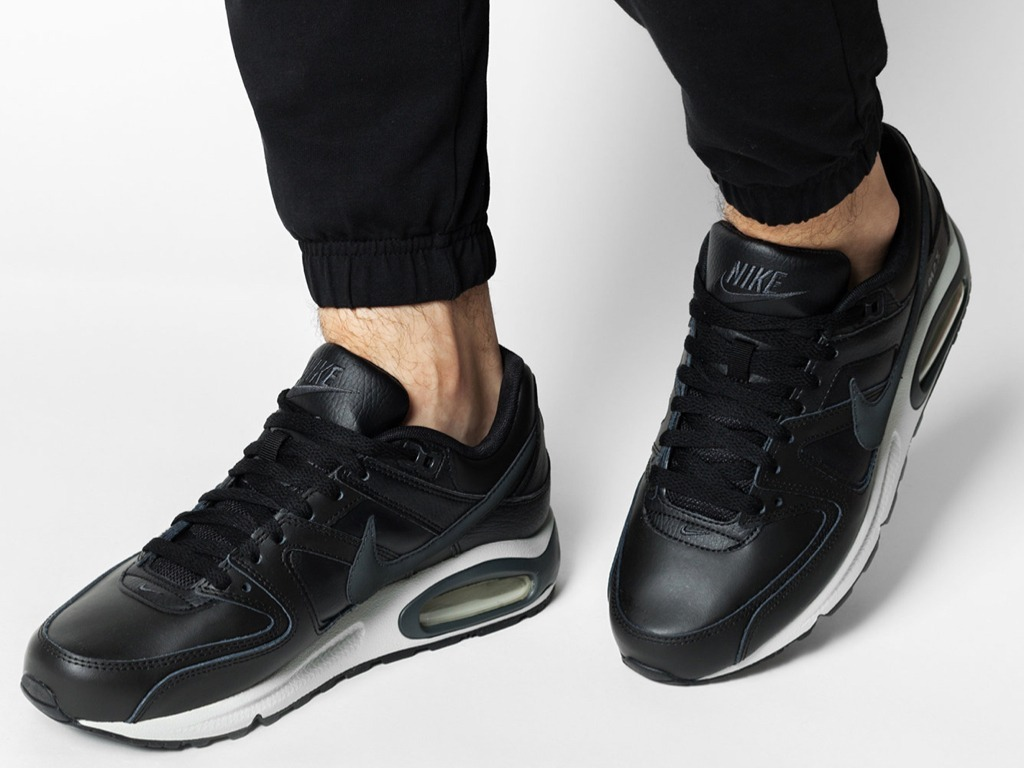7c6847906e tenis nike air max command leather 749760-001 johnsonshoes. Cargando zoom.