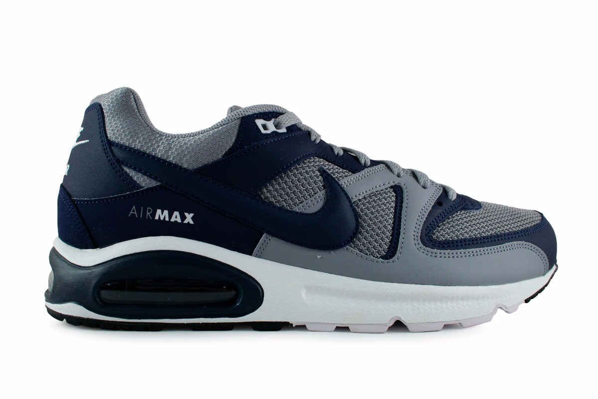 ... new zealand tenis nike air max command marino con gris 629993 031. cargando  zoom. ef8fd688325d6