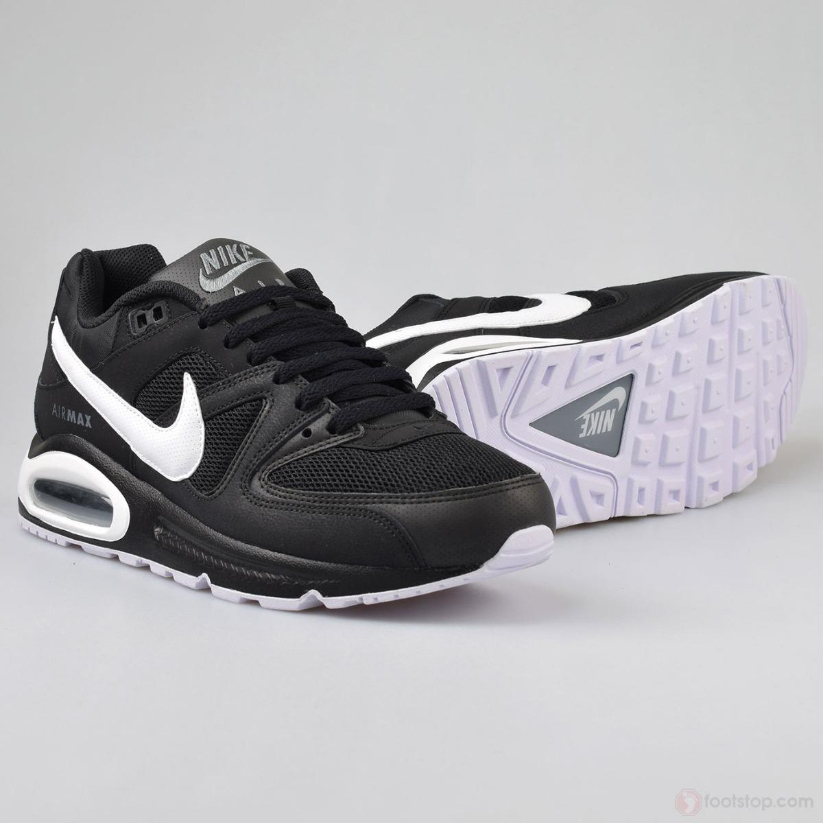 Tenis Nike Air Max Command Negro 100% Originales 629993 032.