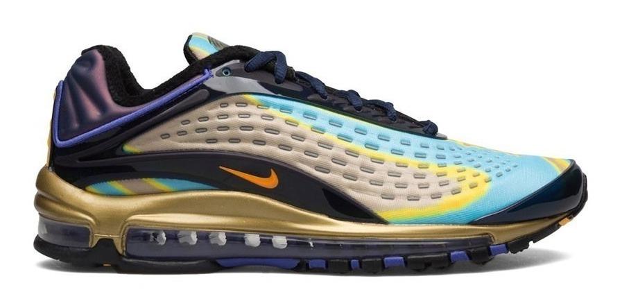 Tenis Nike Air Max Deluxe Originales Running Correr Hombre