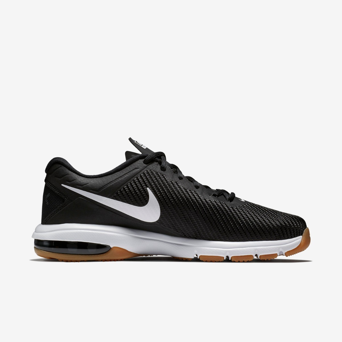 ... norway tenis nike air max full ride tr 1.5 blanco negro caballero. cargando  zoom. 550795c68206b