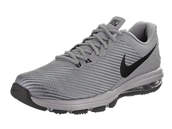Tenis Nike Air Max Full Ride Tr Gris 15 Us 5 en
