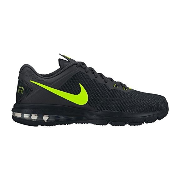 8df1240b4 Tenis Nike Air Max Full Ride Tr 1.5 Negro-volt 13 Us -   5