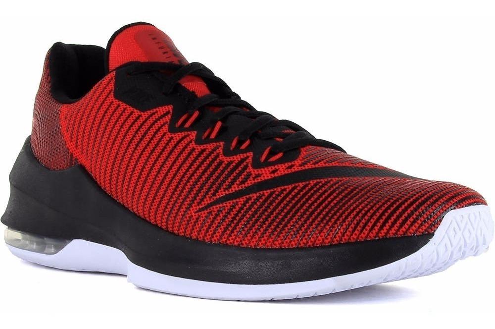 Tenis Nike Air Max Infuriate 2 Low Rojo Hombre 908975 600