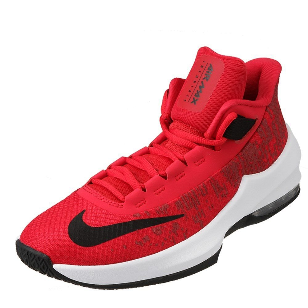 promo code af057 d0436 tenis nike air max infuriate ii gs red black junior. Cargando zoom.