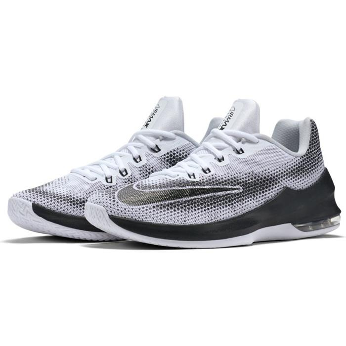 27d599366 Tenis Nike Air Max Infuriate Low Nike 852457-100 - R  399