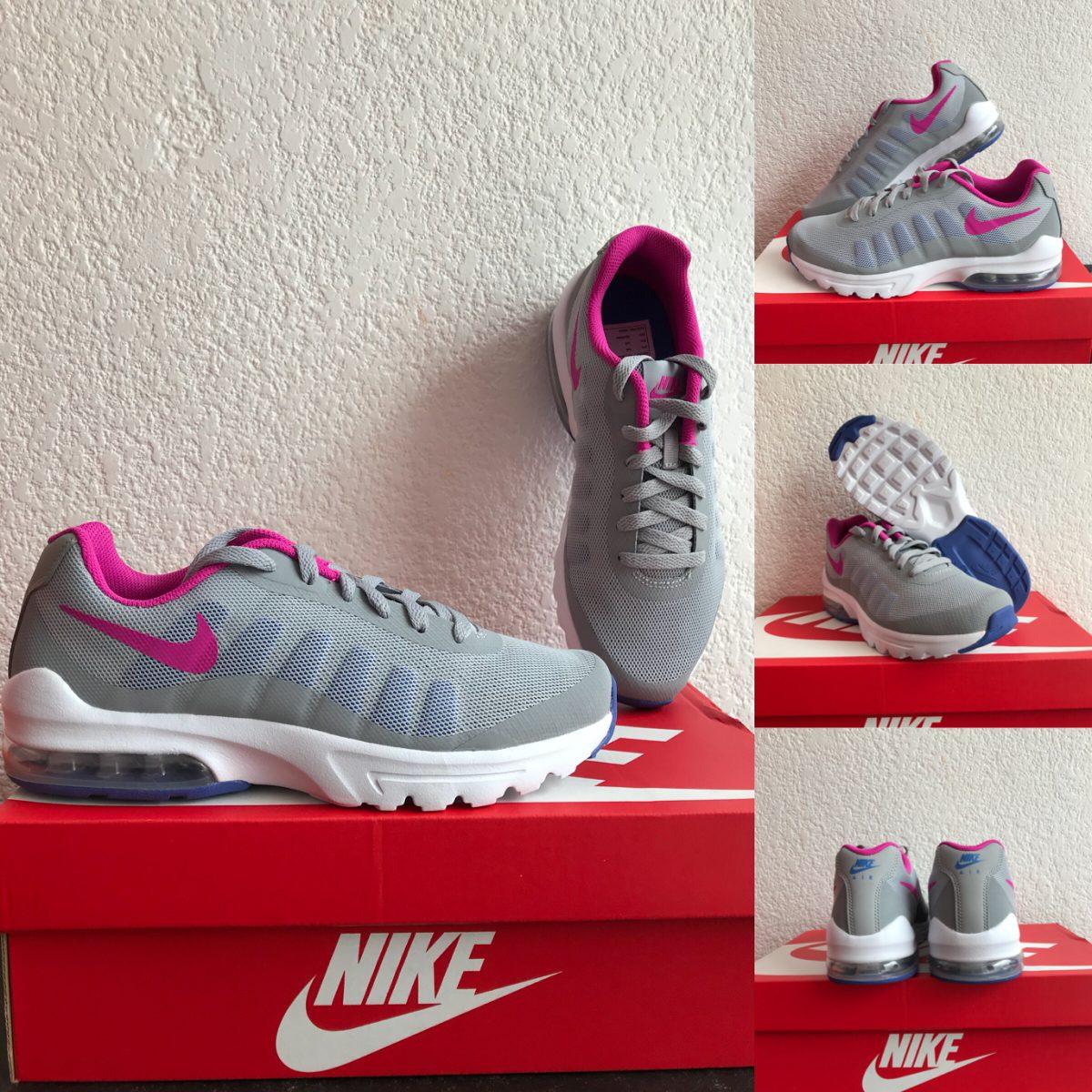 online store 64908 3fe30 nike air max invigor mujer mercado libre