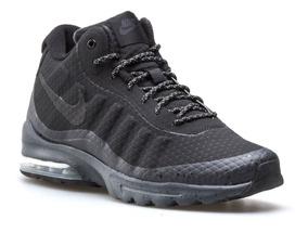 Max Mid Hombre Air Negro Nike De Hombres Invigor Tenis 7vfgY6yb