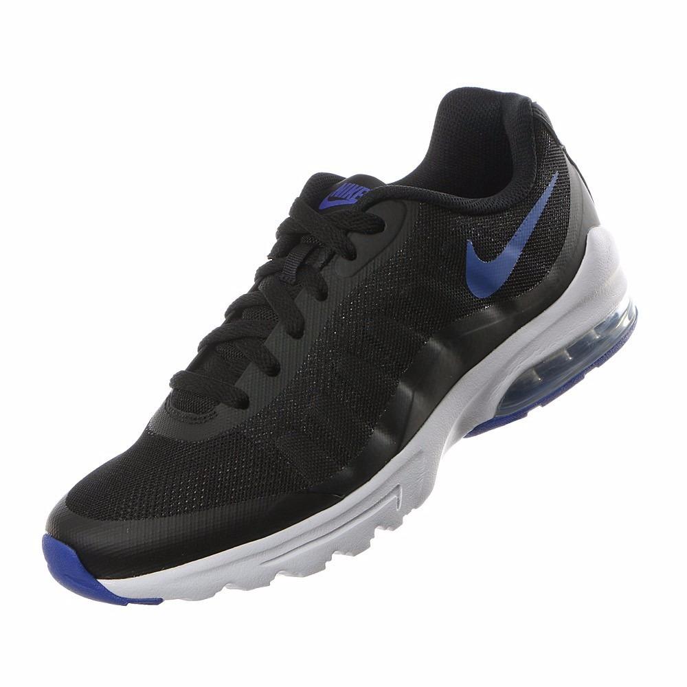 Tenis Nike Air Max Invigor Negro 2017