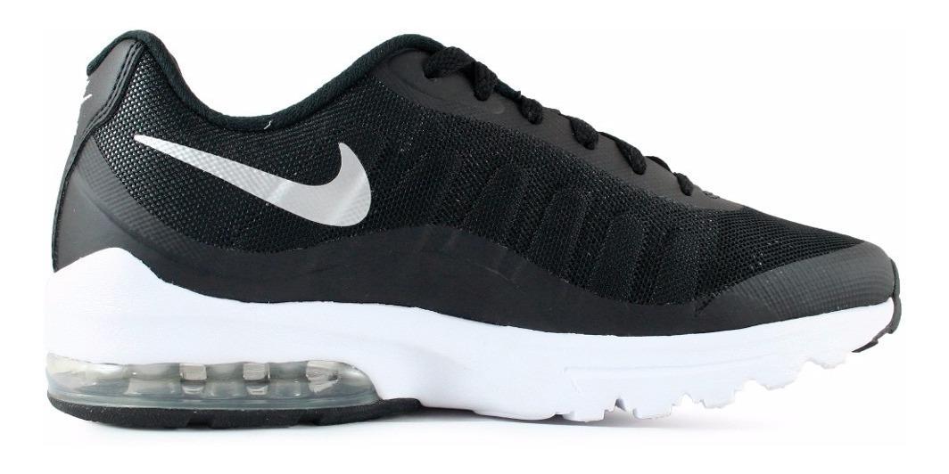 Tenis Nike Air Max Invigor Negro Blanco Dama 749866 001