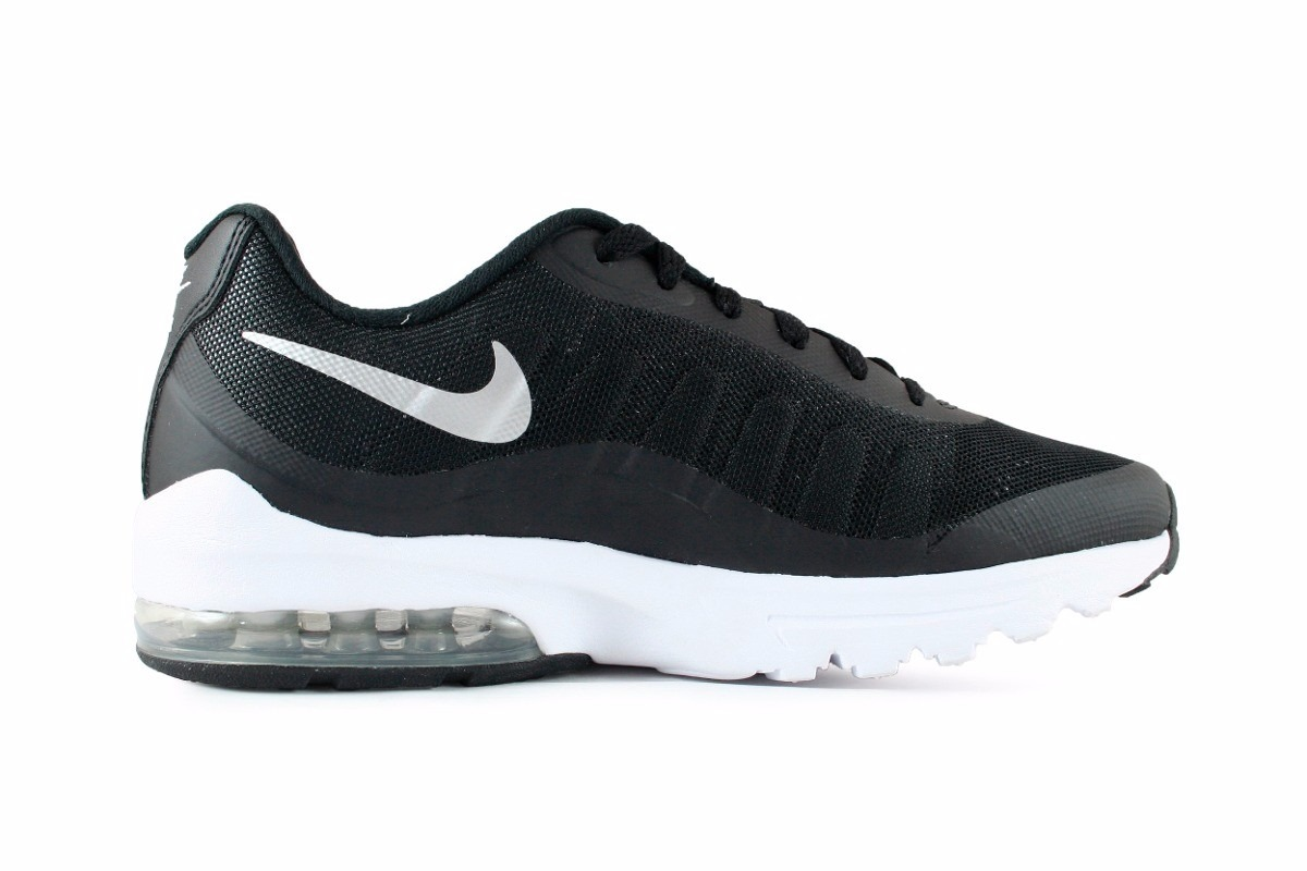 sports shoes c3ca3 5a767 ... switzerland tenis nike air max invigor negro con blanco 749866 001. cargando  zoom. b2a45