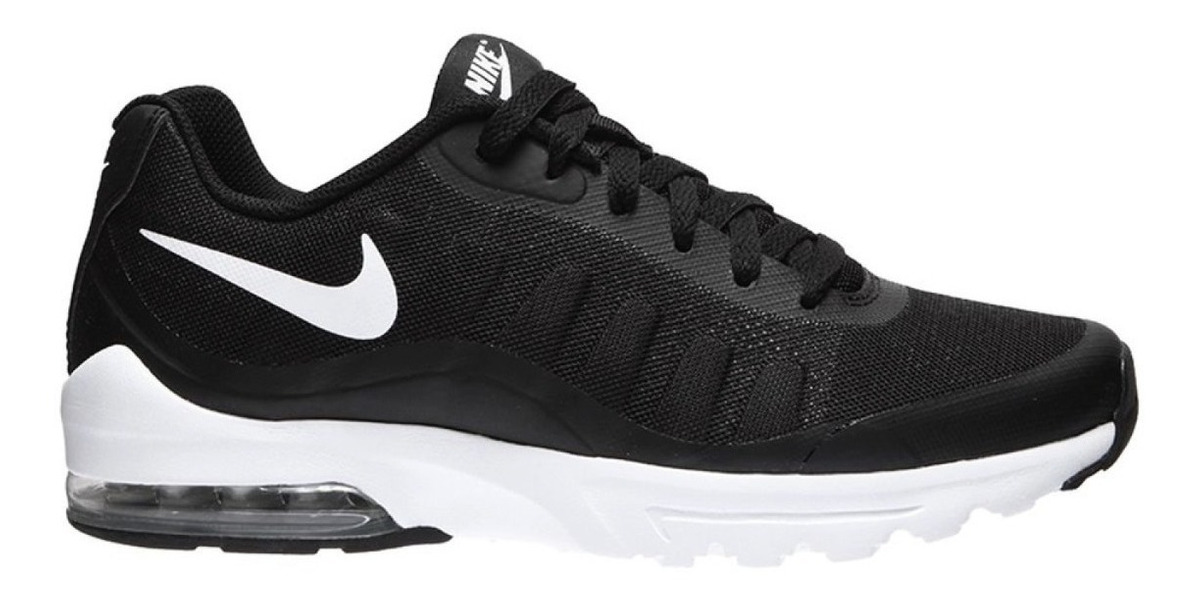 addbf1e486 Tenis Nike Air Max Invigor Negro - Original 749680 010 - $ 1,589.00 ...