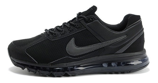 Tenis Nike Air Max Leather 2013 Suela Capsula Leather Bb Gym