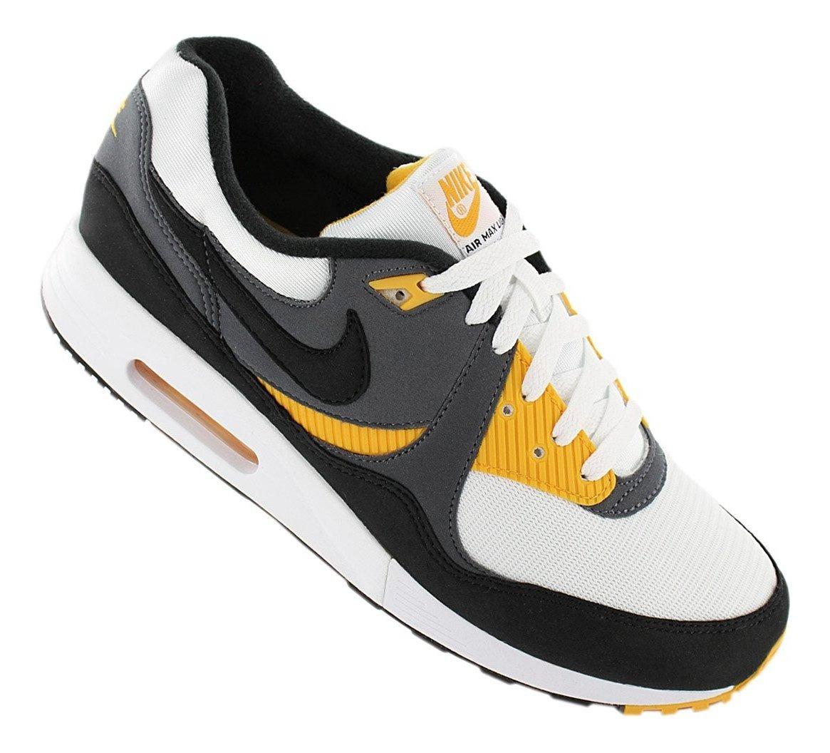 Tenis Nike Light Air Max GrisBlancoNegroAmarillo27cm RAqjLc354S