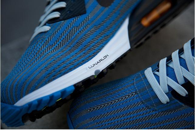 Tenis Nike Air Max Lunar 90 Jacquard Talla 7mx 9us