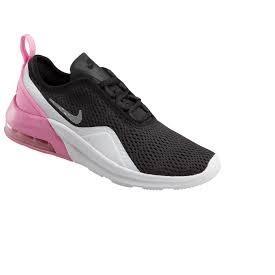 Tenis Nike Air Max Motion 2 Negro Rosa 23 25 Original