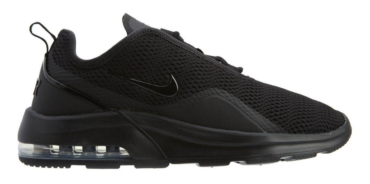 Tenis Nike Air Max Motion 2 Negro Running Ao0266 004