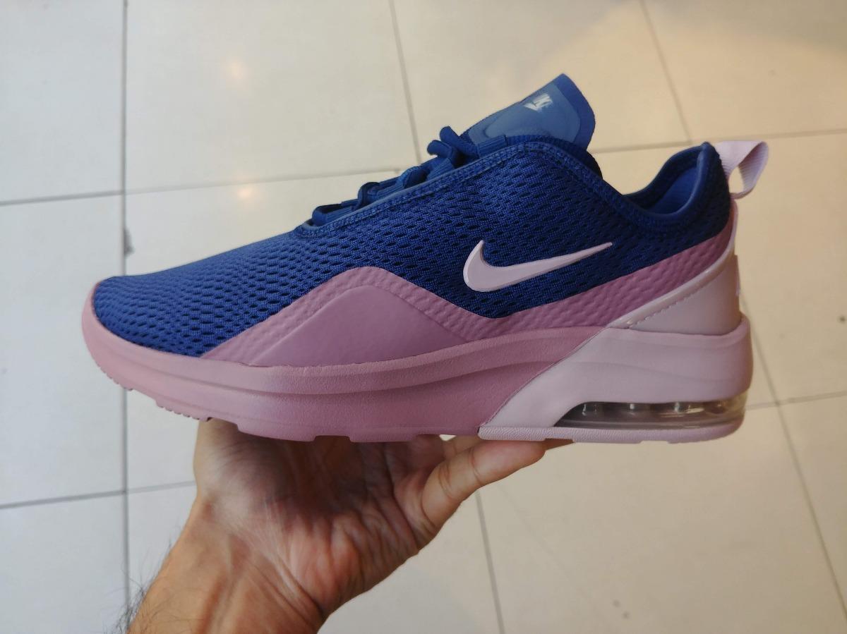 tenis nike air max motion 2 rosa azul mujer originales meses. Cargando zoom. b3276dc8529