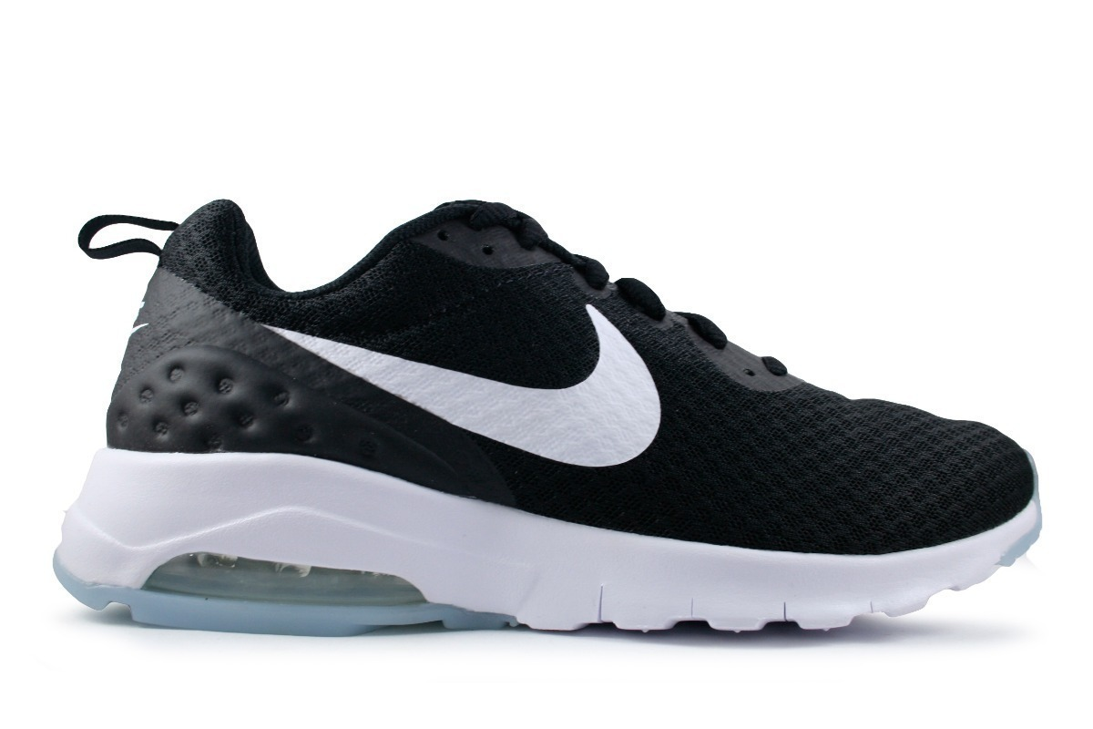 super popular 1a2d8 47292 Tenis Nike Air Max Motion, Hombre, Negro/blco 833260-010
