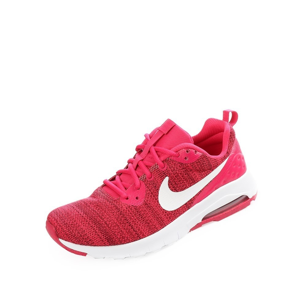 Tenis Nike Air Max Motion Low Fucsia Bonito Casuales Mujer