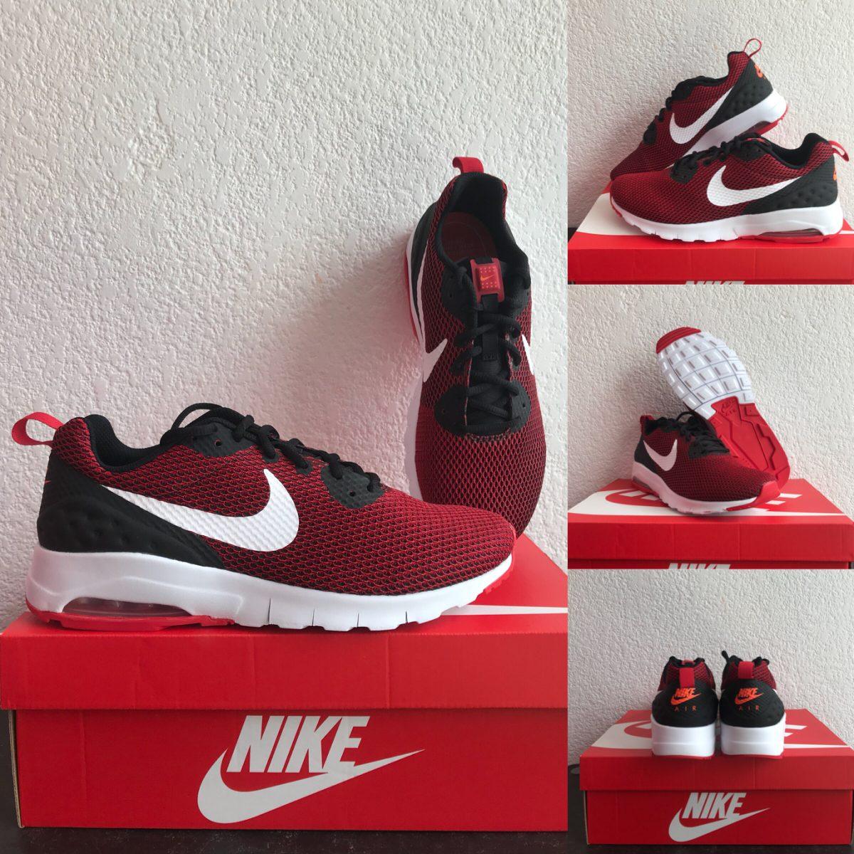 Tenis Nike Air Max Motion Lw Mesh. Talla 7. Originales