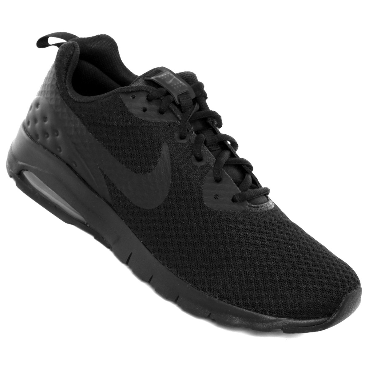 new product 2f780 0c3e4 tenis nike air max motion lw para hombre color negro 2442945