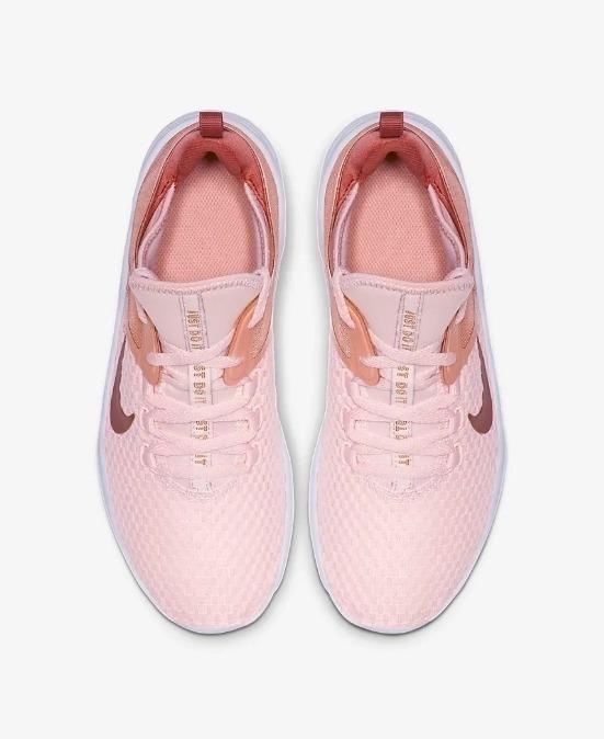tenis nike air max mujer rosas