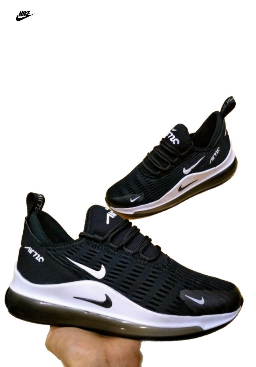 zapatillas air max negros hombre
