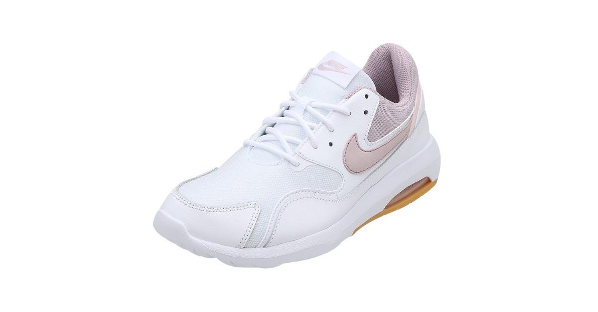 a15a817b4f6c7 tenis nike air max nostalgic dama blanco rosa 23-26 original. Cargando zoom.