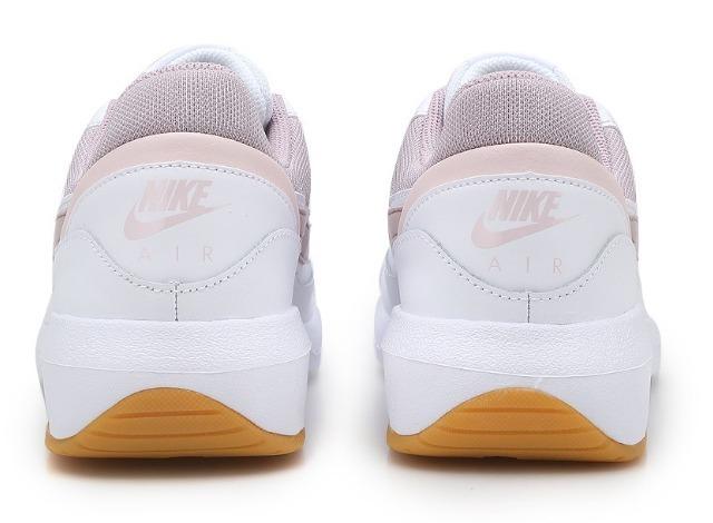 9ab2ba3065df1 Tenis Nike Air Max Nostalgic Dama Blanco Rosa 23-26 Original ...