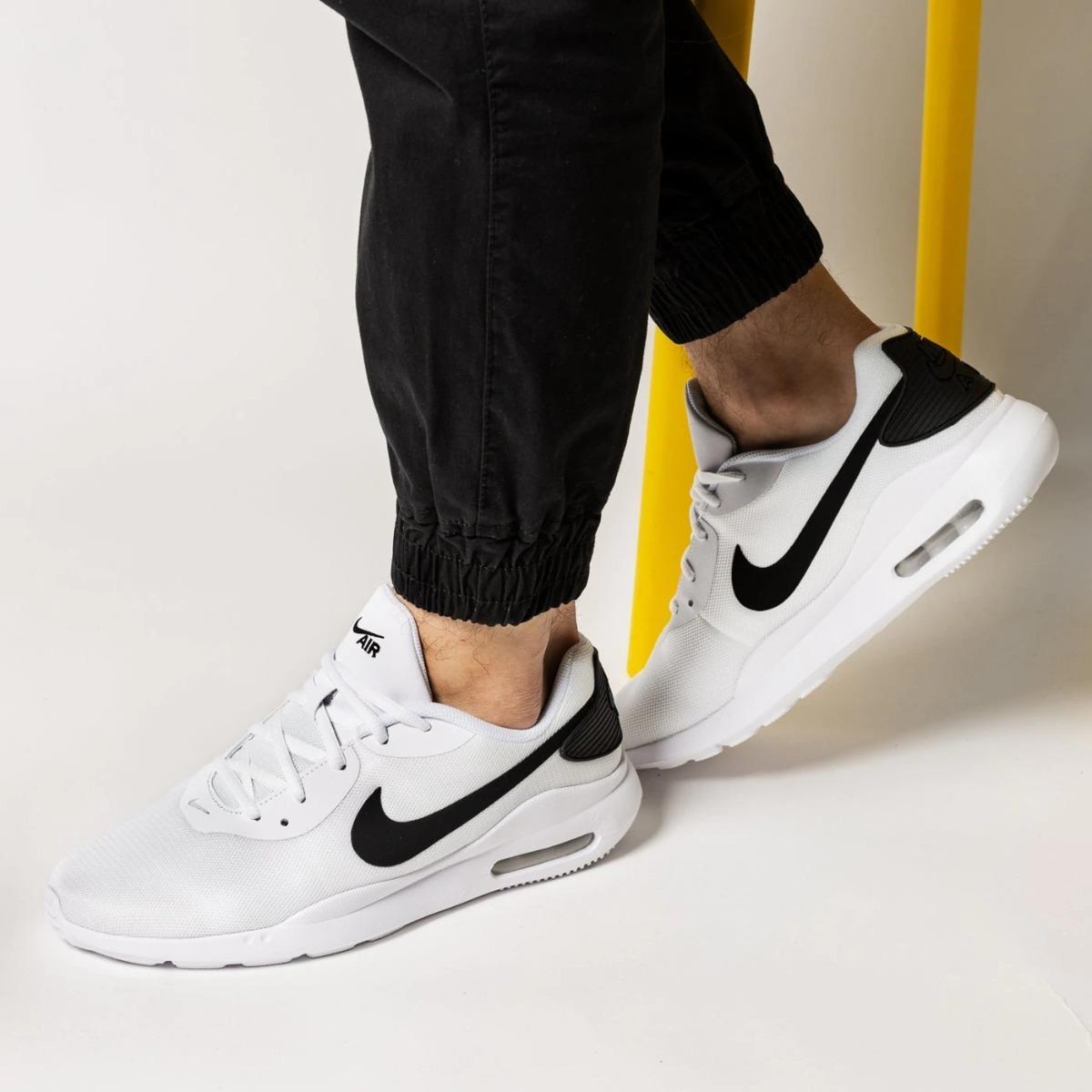 Tenis Nike Air Max Oketo color Blanco para Hombre