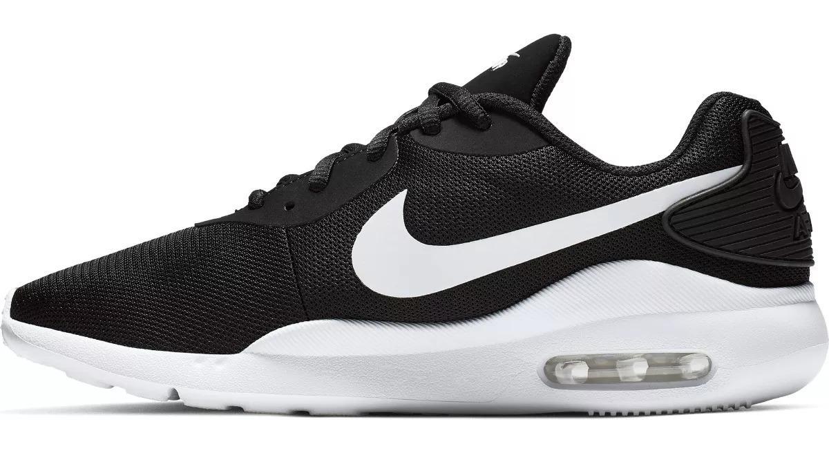 Tenis Nike Air Max Oketo Negro Dama 2686967
