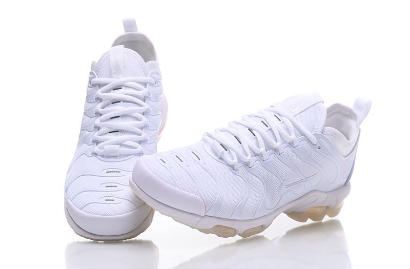 nike air max plus tn todas blanco