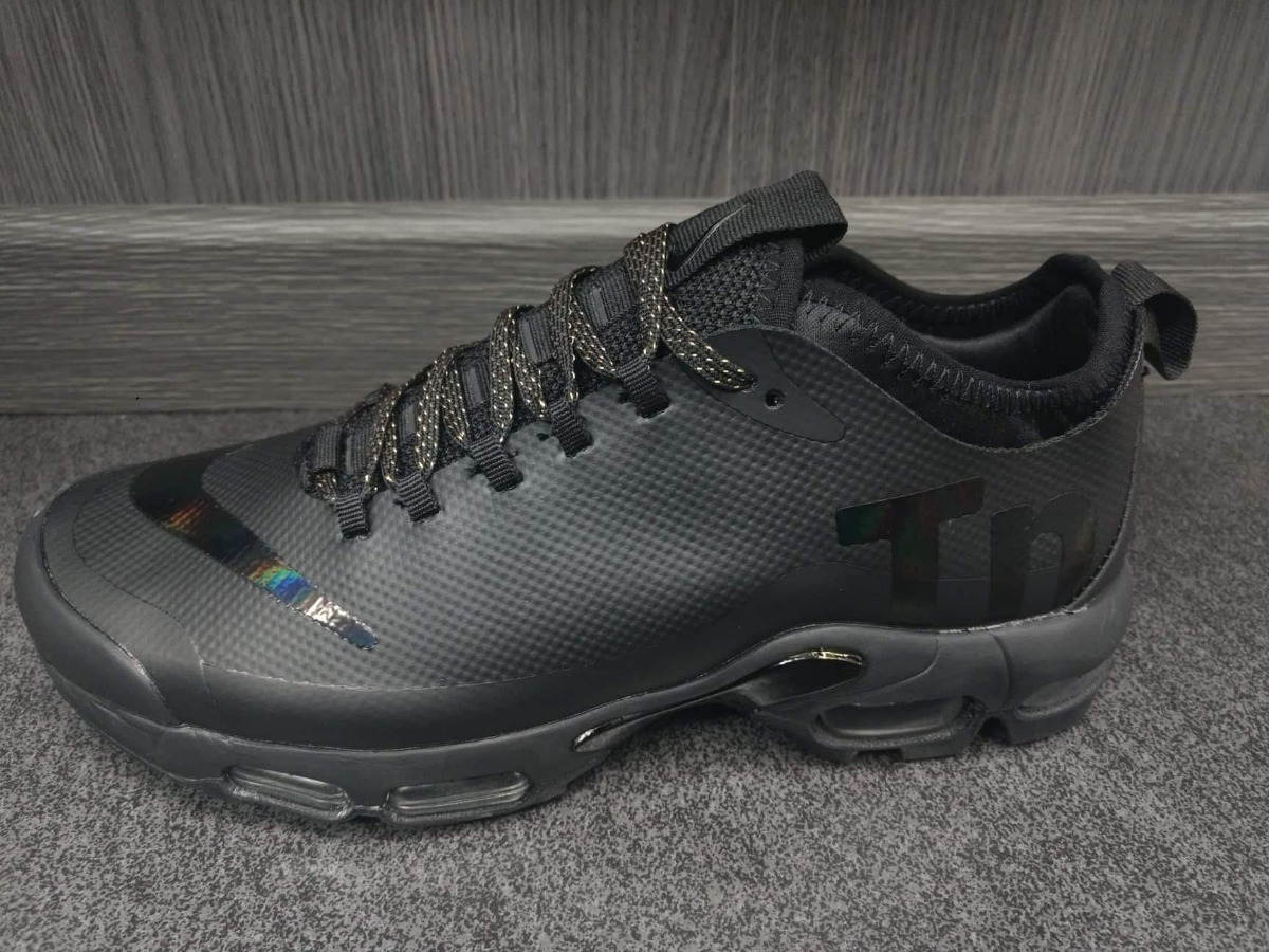 lowest price 0ec7a ea185 tenis nike air max plus tn ultra se negra hombre. Cargando zoom.