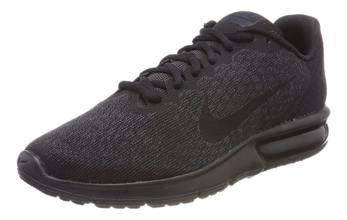 Tenis Nike Air Max Sequent 2 852461 015 Original Env Gra