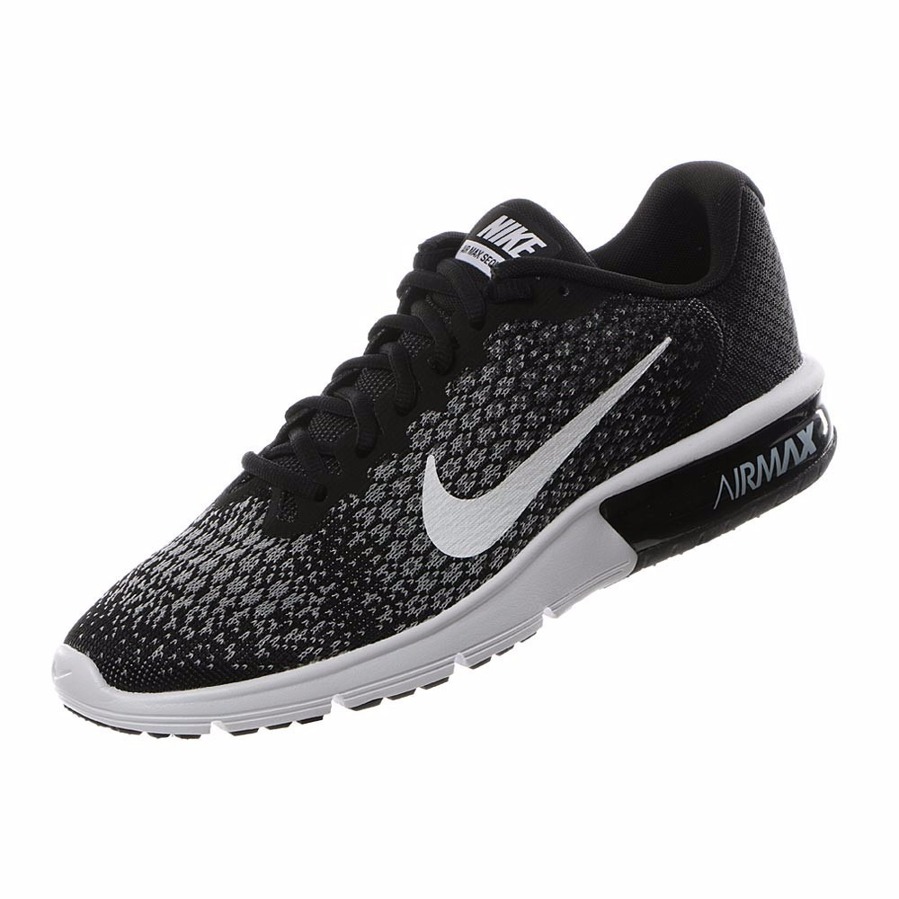 06299eaffe0be tenis nike air max sequent 2 dama negro 2017. Cargando zoom.